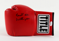 """""""Terrible"""" Tim Witherspoon Signed Title Boxing Glove (JSA COA) at PristineAuction.com"""