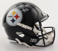 DeAngelo Williams Signed Steelers Full-Size Speed Helmet (PSA COA) at PristineAuction.com