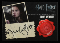 Bonnie Wright 2010 Harry Potter & The Deathly Hallows Part Two Autographs #2 (JSA COA) at PristineAuction.com