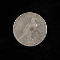 1928-S $1 Peace Silver Dollar at PristineAuction.com
