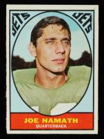 Joe Namath 1967 Topps #98 at PristineAuction.com