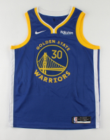 Stephen Curry Signed Warriors Jersey (JSA COA) at PristineAuction.com