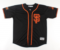 """Bruce Bochy Signed Giants Jersey Inscribed """"2003 W's"""" (JSA COA) at PristineAuction.com"""