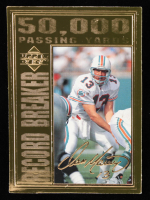 Dan Marino 1996 22kt Gold Bleachers Card at PristineAuction.com