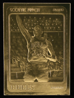 Scottie Pippen 23kt Gold Card at PristineAuction.com