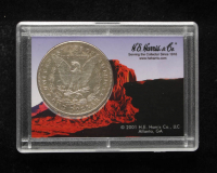1873 $1 Peace Silver Dollar at PristineAuction.com