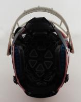 Christian Okoye Signed Full-Size Authentic On-Field Hydro-Dipped Vengeance Helmet (PSA COA) (See Description) at PristineAuction.com