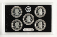 2013-S U.S. Mint America the Beautiful Quarters Silver Proof Set with (5) Coins with Original Packaging (See Description) at PristineAuction.com