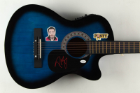 "Post Malone Signed 38"" Acoustic Guitar (JSA COA) (See Description) at PristineAuction.com"