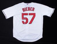 Shane Bieber Signed Indians Jersey (JSA COA) at PristineAuction.com