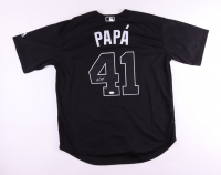 Miguel Andujar Signed Yankees Player's Weekend Jersey (JSA COA) at PristineAuction.com