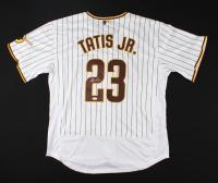 Fernando Tatis Jr. Signed Padres Jersey (JSA COA) at PristineAuction.com