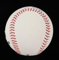 """Reggie Jackson Signed OML Baseball Inscribed """"HOF 93"""" (Beckett COA) at PristineAuction.com"""