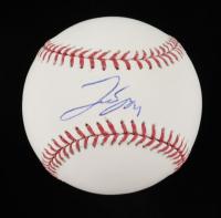 George Springer Signed OML Baseball (JSA COA) at PristineAuction.com