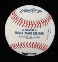 "Corbin Bernsen Signed OML Baseball Inscribed ""Dorn"" & ""Strike This M*********** Out!"" (JSA COA) at PristineAuction.com"