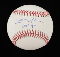"""Trevor Hoffman Signed OML Baseball Inscribed """"HOF 18"""" (JSA COA) at PristineAuction.com"""
