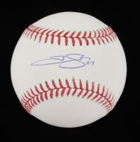 Trevor Story Signed OML Baseball (Beckett COA) at PristineAuction.com