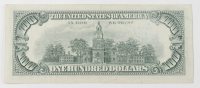 Star Note - 1966 $100 One-Hundred Dollars Red Seal U.S. Legal Tender Note at PristineAuction.com