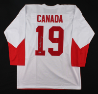 Paul Henderson Signed Jersey (Beckett COA) at PristineAuction.com