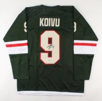 Mikko Koivu Signed Jersey (Beckett COA) at PristineAuction.com