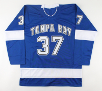 Yanni Gourde Signed Jersey (Beckett COA) at PristineAuction.com