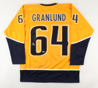 Mikael Granlund Signed Jersey (Beckett COA) at PristineAuction.com