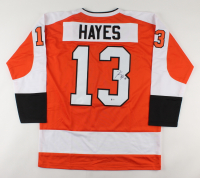 Kevin Hayes Signed Jersey (Beckett COA) at PristineAuction.com