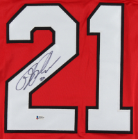 Kyle Palmieri Signed Jersey (Beckett COA) at PristineAuction.com