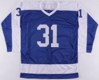 Grant Fuhr Signed Jersey (JSA Hologram) at PristineAuction.com