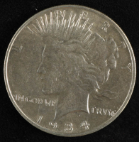1934-D $1 Peace Silver Dollar at PristineAuction.com