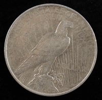 1934 $1 Peace Silver Dollar at PristineAuction.com