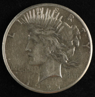 1927 $1 Peace Silver Dollar at PristineAuction.com