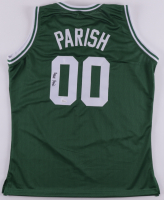 Robert Parish Signed Jersey (JSA Hologram) at PristineAuction.com