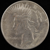 1926 $1 Peace Silver Dollar at PristineAuction.com