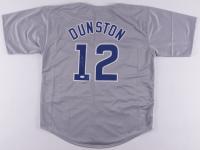Shawon Dunston Signed Jersey (JSA Hologram) at PristineAuction.com