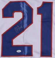 Mike Eruzione Signed Jersey (JSA Hologram) at PristineAuction.com