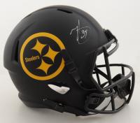 Minkah Fitzpatrick Signed Steelers Full-Size Eclipse Alternate Speed Helmet (JSA COA) at PristineAuction.com