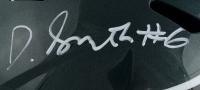 DeVonta Smith Signed Eagles Full-Size Speed Helmet (Beckett Hologram) at PristineAuction.com