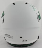Zach Wilson Signed Jets Full-Size Lunar Eclipse Alternate Speed Helmet (Beckett Hologram) at PristineAuction.com