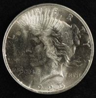 1925 $1 Peace Silver Dollar at PristineAuction.com