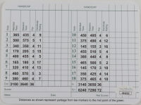 Hideki Matsuyama Signed Augusta National Scorecard (JSA COA) at PristineAuction.com