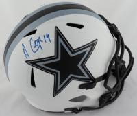 Amari Cooper Signed Cowboys Full-Size Lunar Eclipse Alternate Speed Helmet (JSA COA) at PristineAuction.com