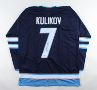 Dmitri Kulikov Signed Jersey (Beckett COA) at PristineAuction.com