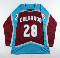 Ian Cole Sigend Jersey (Beckett COA) at PristineAuction.com