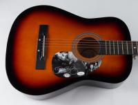 """Jon Bon Jovi Signed 38"""" Acoustic Guitar (JSA COA & PSA COA) at PristineAuction.com"""