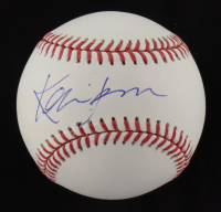 Kevin James Signed OML Baseball (JSA COA) at PristineAuction.com