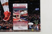 Giannis Antetokounmpo Signed Bucks 16x20 Photo (JSA COA) at PristineAuction.com