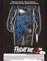 "Ari Lehman Signed ""Friday the 13th"" 8x10 Photo Inscribed ""Jason 1"" (JSA COA) at PristineAuction.com"