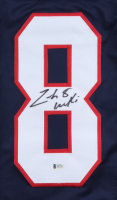 Zach Werenski Signed Jersey (Beckett COA) at PristineAuction.com