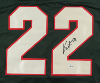 Kevin Fiala Sigend Jersey (Beckett COA) at PristineAuction.com
